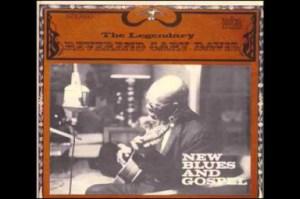 Reverend Gary Davis - I Heard the Angels Singing
